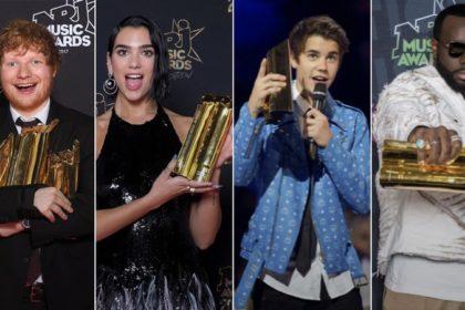 Depuis 2000 que les NRJ Music Awards (aussi connus comme les NMA) se déroulent à Cannes et ne cessera pas de s'arrêter, au moins juqu'à 2024 !