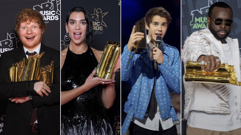 Les NRJ Music Awards seront à Cannes jusqu'à 2024 !